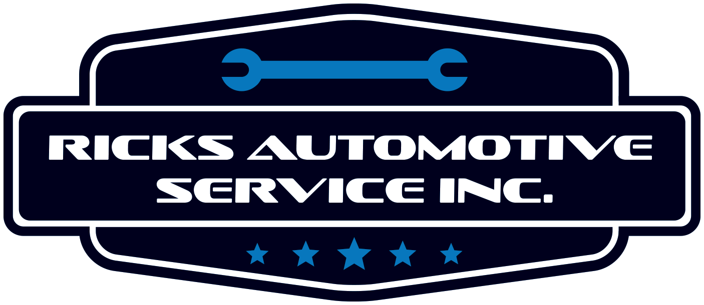 Rick's Automotive logo